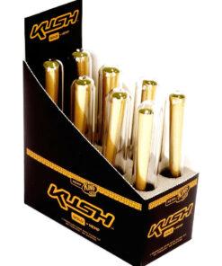 Giấy Cuốn Blunt Mạ Vàng 24K - KUSH GOLD Hemp Kingsize