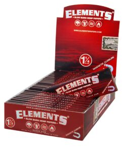 Giấy Cuốn Elements Red 1 1/4 - Size Ngắn