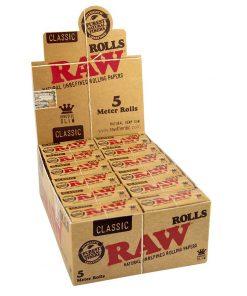 Giấy Cuốn Raw Classic Cuộn
